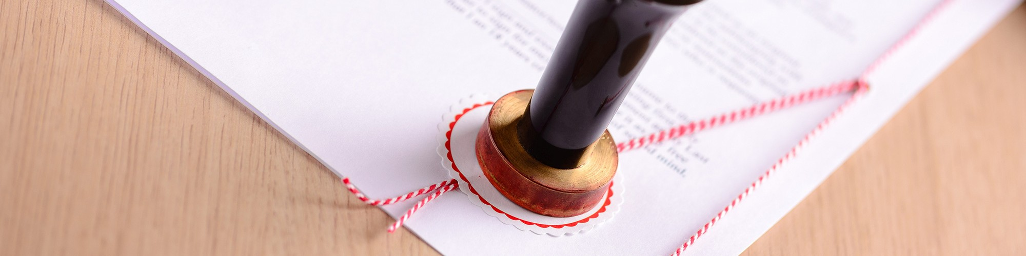 Legal documents prepared by our estate planning attorney in Sarasota, FL.